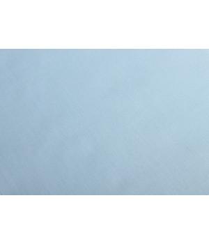 """НБ-U340-Голубая наволочка БЯЗЬ-ПОПЛИН для подушки U340 """"ДЛЯ БЕРЕМЕННЫХ"""""""