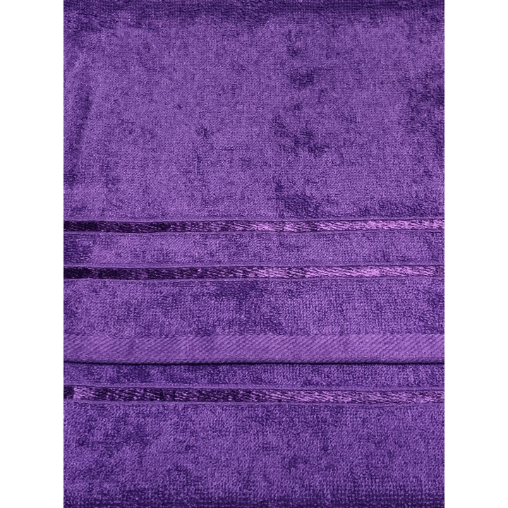 KELLY-30х70-Индиго полотенце HAPPY HOME