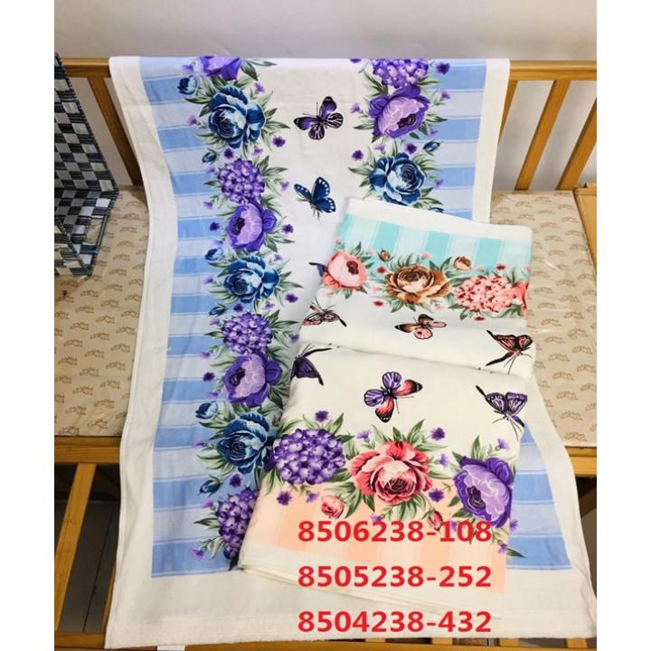 8504238-432 Летний сад М 34х75 (12) полотенце 7-Я