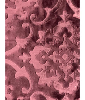 Наволочка Н-040/003-pvm Венеция 40х40 однотонная с тиснением микрофибра AlViTek