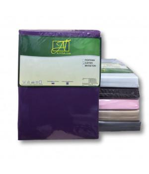 Н-С-70-ФУК фуксия наволочка ткань сатин 2шт.-68х68