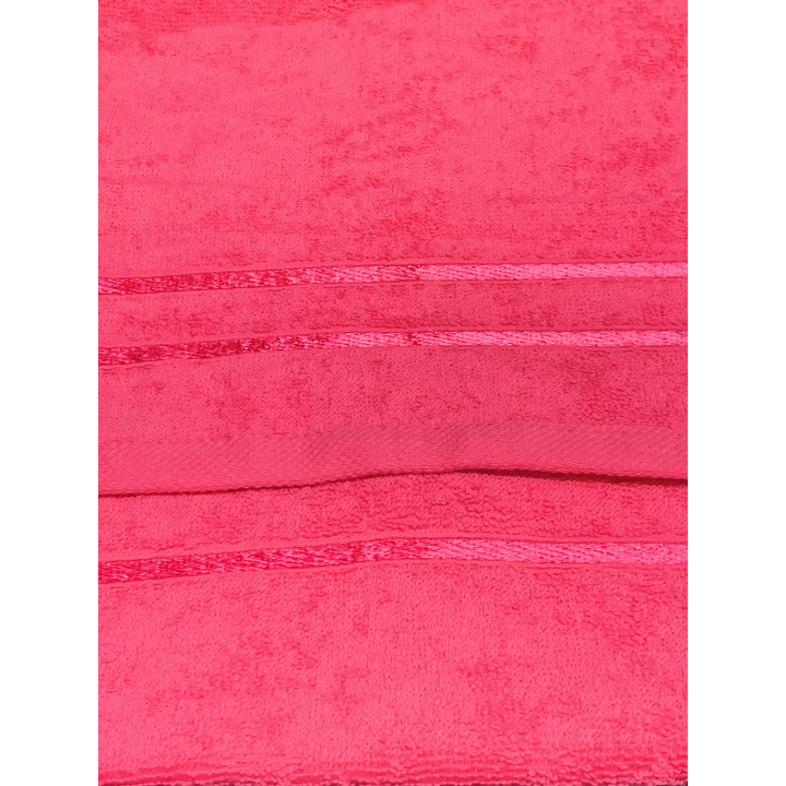 KELLY-30х70-Розовый полотенце HAPPY HOME