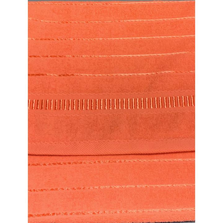 LOFT-30х70-Коралл полотенце HAPPY HOME