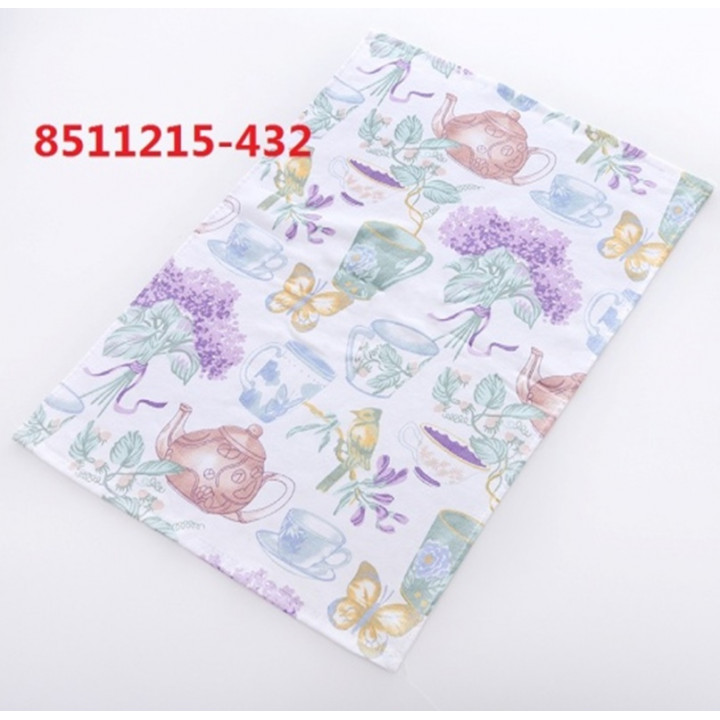 8511215(8511155-360) Цветочная композиция МТ 40х60 (6х2) полотенце 7-Я