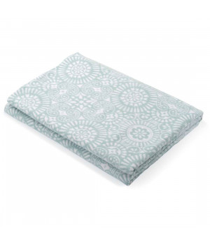 Льдистый Ажур Байковое жаккард 215х150 100% х/б арт. 5772ВЖК Ермолино одеяло