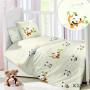 CДA-10-028/KT-103 Пандочки КПБ Детский в кроватку Сатин АльВиТек