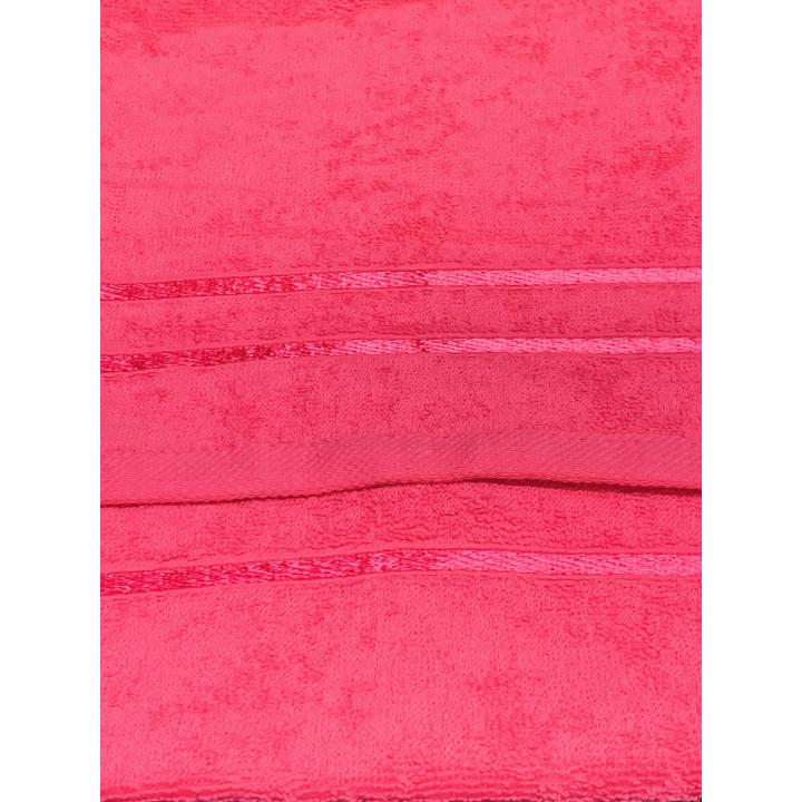KELLY-70х130-Розовый полотенце HAPPY HOME