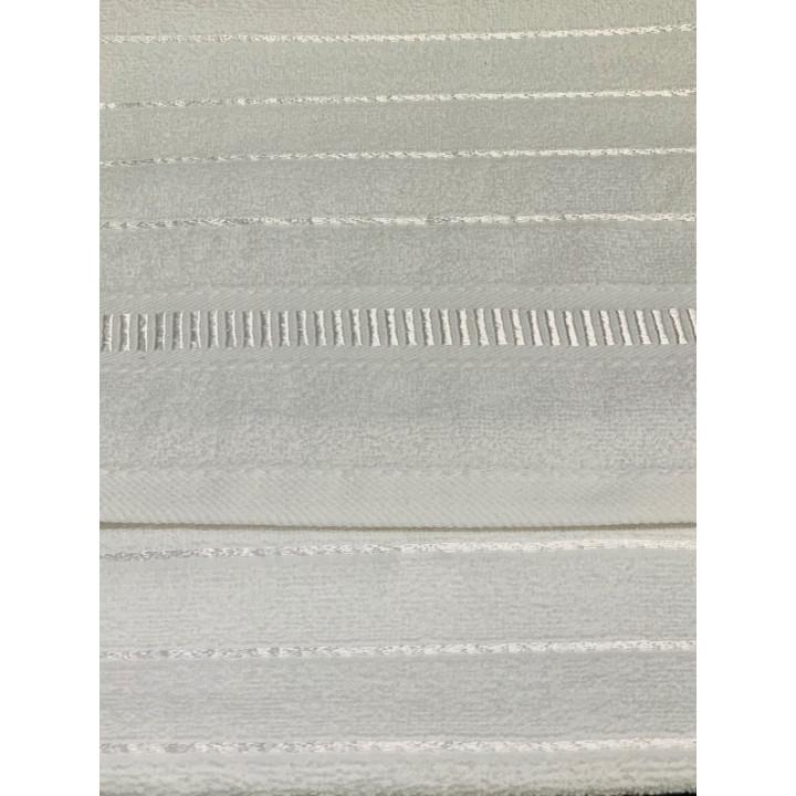 LOFT-30х70-Экрю полотенце HAPPY HOME