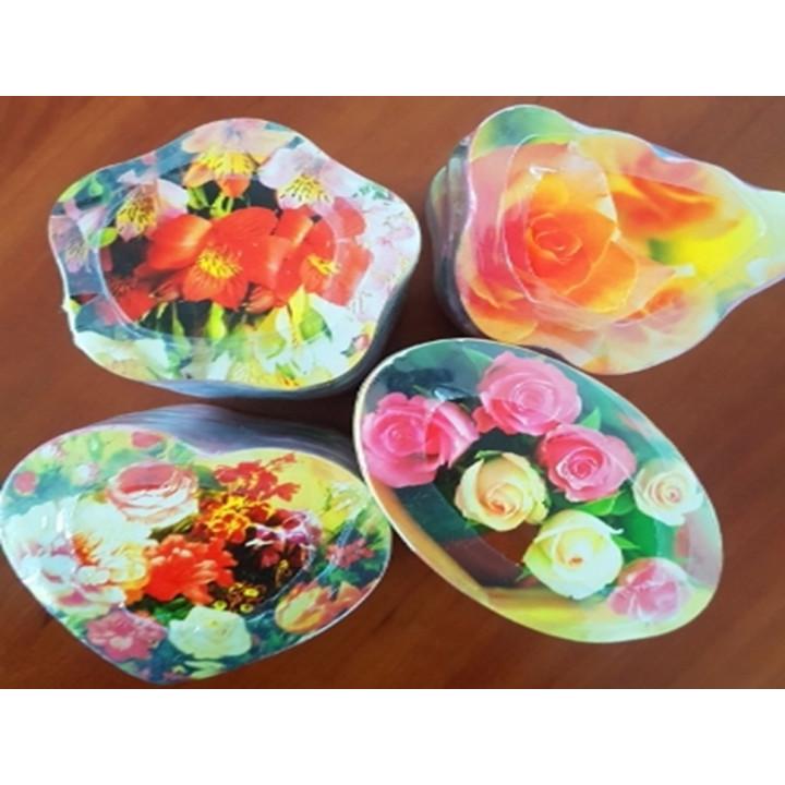 YSA4 Весенние цветы Прессованное 28х56 (5) Северный Город