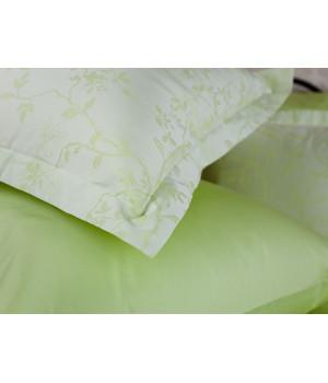 Комплект постельного белья Lime<br /> Palette Grass Семейный